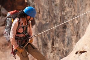 Life insurance for rock or mountain climbing