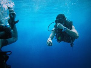 Diving and life insurance